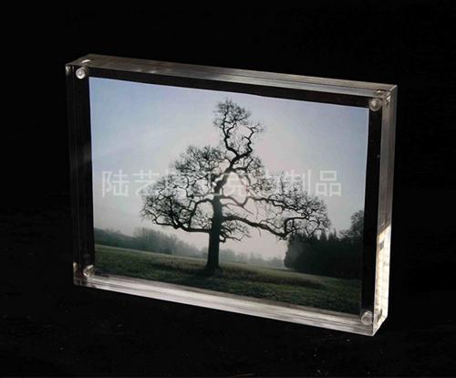 有机玻璃立体相框
