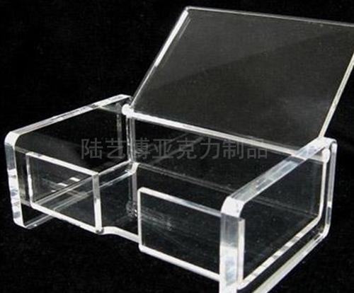 亚克力文具盒