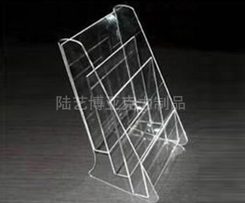 广西有机玻璃资料架